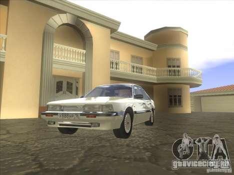 Mazda 626 DC 1986 для GTA San Andreas