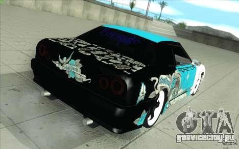 Forsage для GTA San Andreas двигатель