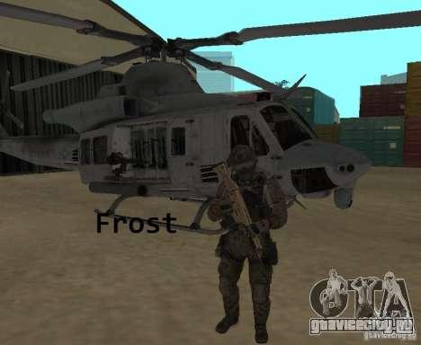 Frost and Sandman для GTA San Andreas второй скриншот