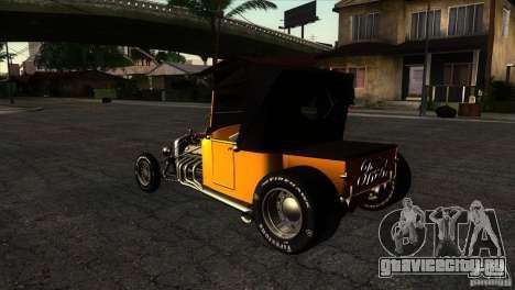 Ford T 1927 Hot Rod для GTA San Andreas