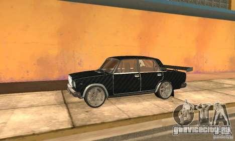 ВАЗ 2107 Turbo для GTA San Andreas