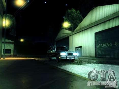 ENBSeries by muSHa для GTA San Andreas пятый скриншот