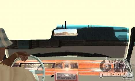Ford LTD Crown Victoria 1985 MIB для GTA San Andreas вид справа