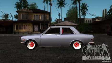Nissan Datsun 510 для GTA San Andreas вид слева