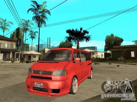 VW T4 Eurovan VR6 BiTurbo 20T для GTA San Andreas