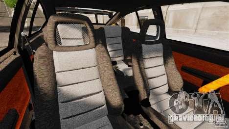 Alfa Romeo GTV6 1986 для GTA 4 вид изнутри