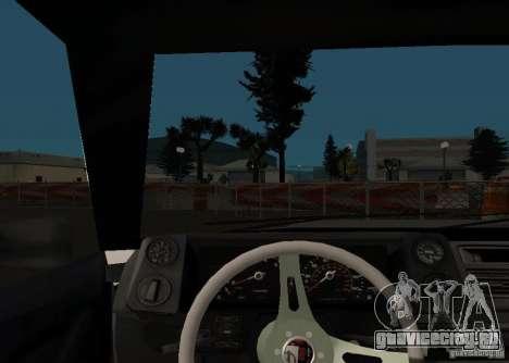 Elegy MIX v2 для GTA San Andreas вид сзади