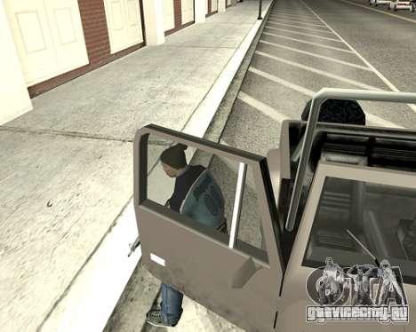 Система укрытий для GTA San Andreas восьмой скриншот