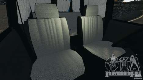 ВАЗ-2104 [Final] для GTA 4 вид изнутри