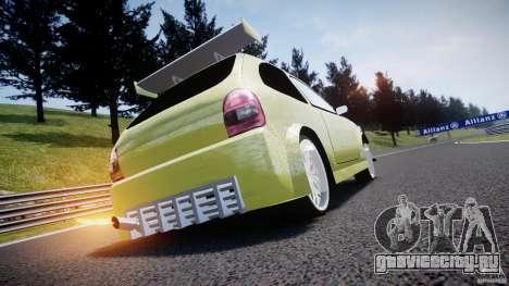 Chevrolet Corsa Extreme Revolution для GTA 4 вид сверху