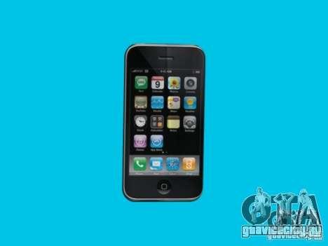 Iphone для GTA San Andreas четвёртый скриншот