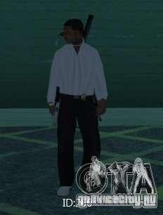 Новые скины SAPD для GTA San Andreas