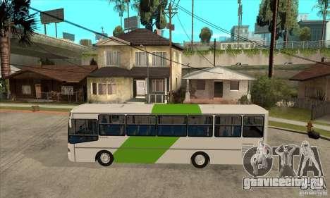 CAIO Alpha Mercedes-Benz OH-1420/51 Troncal 4 для GTA San Andreas вид слева