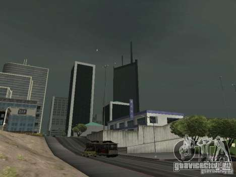 Weather manager для GTA San Andreas второй скриншот