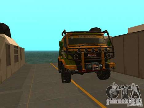 УАЗ 2206 Экспедиция для GTA San Andreas