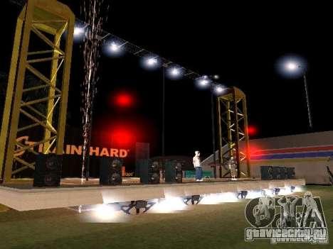 Концерт АК-47 для GTA San Andreas девятый скриншот