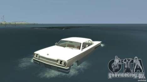 Voodoo Boat для GTA 4