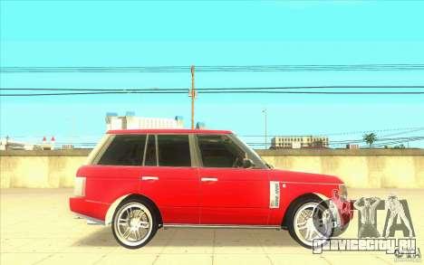 Arfy Wheel Pack 2 для GTA San Andreas четвёртый скриншот