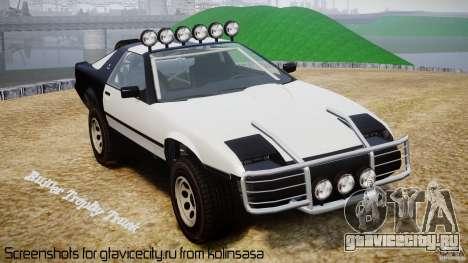Ruiner Trophy Truck для GTA 4