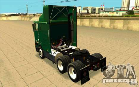 Navistar International 9800 для GTA San Andreas