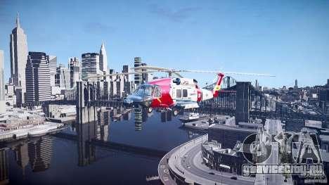HH-60J Jayhawk для GTA 4