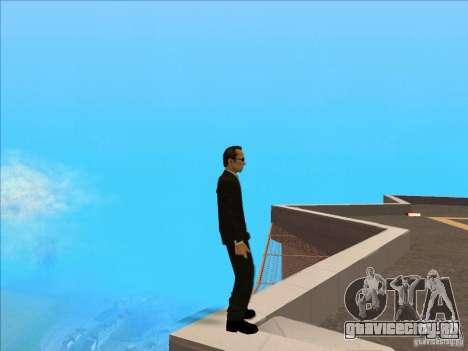 Matrix Skin Pack для GTA San Andreas восьмой скриншот