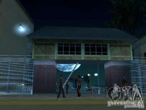 Drag-трасса v2.0 Final для GTA San Andreas второй скриншот