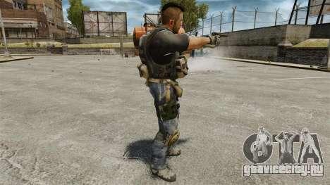Капитан Джон Соуп МакТавиш для GTA 4 четвёртый скриншот