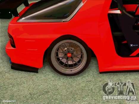 Mazda RX7 для GTA San Andreas вид сбоку