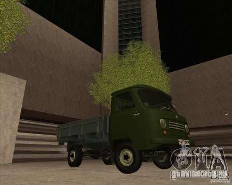 УАЗ 450Д для GTA San Andreas вид справа