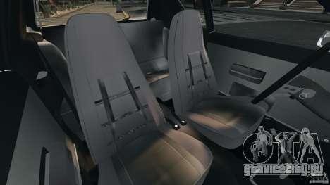 AMC Gremlin 1973 для GTA 4 вид изнутри