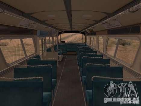 GM TDH-5303 для GTA San Andreas вид снизу