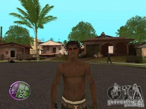 Afro-American Boy для GTA San Andreas пятый скриншот
