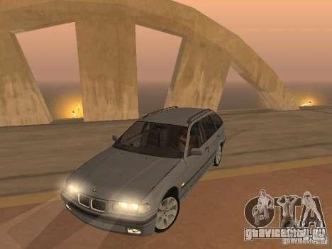 BMW 318 Touring для GTA San Andreas
