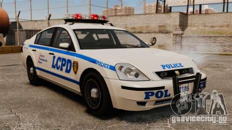 Полицейский Pinnacle ELS для GTA 4