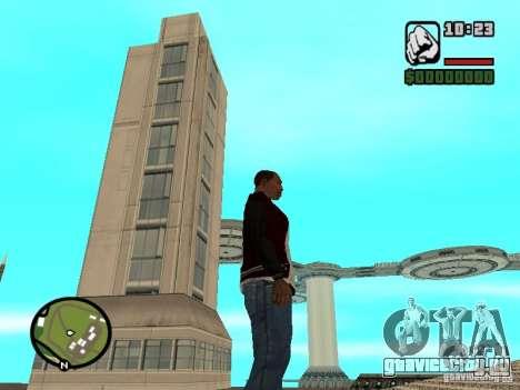 Дом 4 курсанта из игры Star Wars для GTA San Andreas третий скриншот