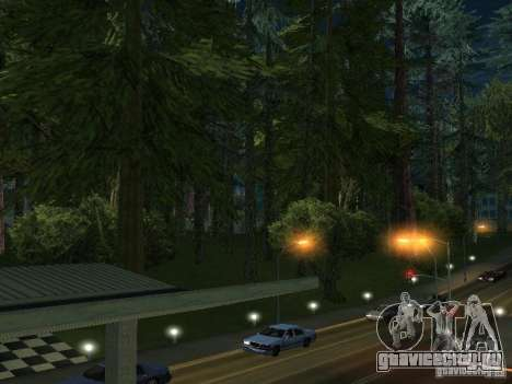 New Doherty для GTA San Andreas третий скриншот