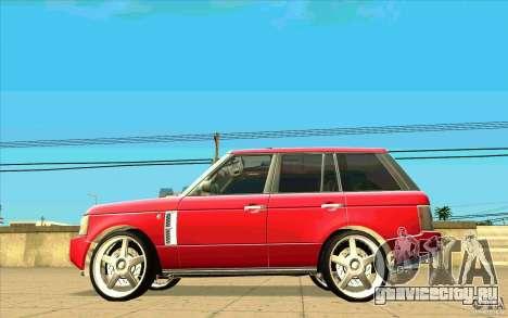 NFS:MW Wheel Pack для GTA San Andreas одинадцатый скриншот