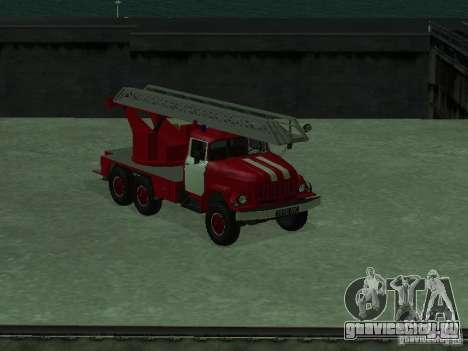 ЗиЛ 131 АЛ-30 для GTA San Andreas