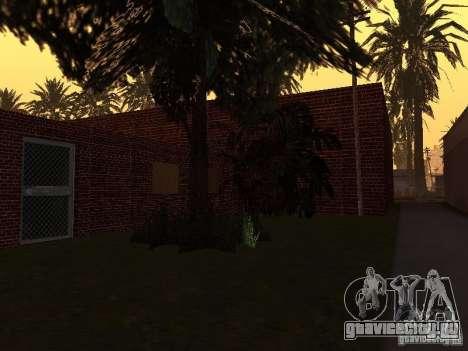 Новый Тренажерный Зал для GTA San Andreas шестой скриншот