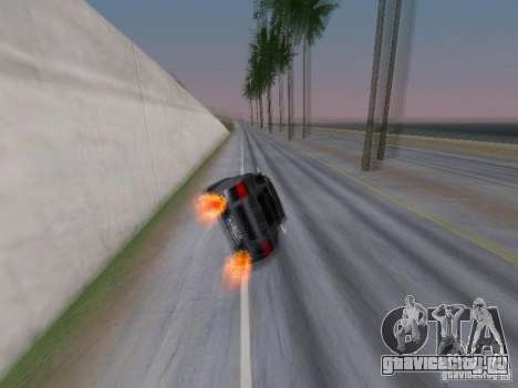 Race for NFS для GTA San Andreas второй скриншот