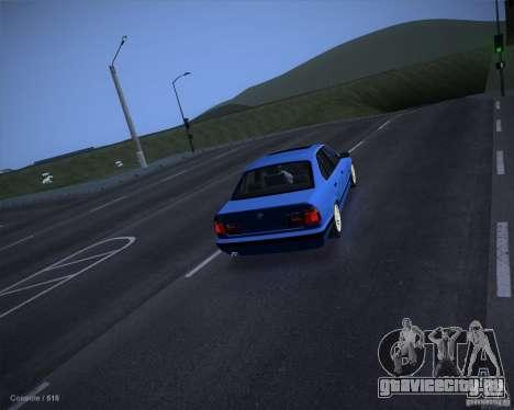 ENB Criminal Stance для GTA San Andreas второй скриншот