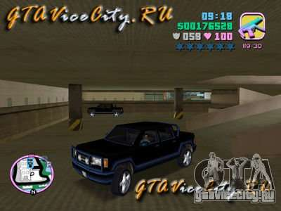 Cruisler GTA 3 для GTA Vice City