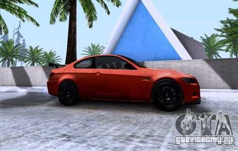 HQ Realistic World для GTA San Andreas седьмой скриншот