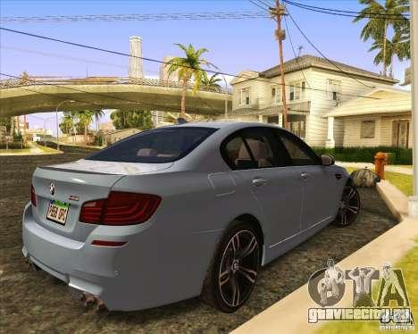 NFS The Run ENBSeries для SAMP для GTA San Andreas шестой скриншот