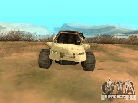УАЗ-8 Оцелот для GTA San Andreas вид справа