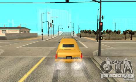VIP TAXI для GTA San Andreas пятый скриншот
