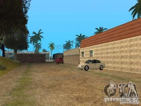 Mega Cars Mod для GTA San Andreas третий скриншот