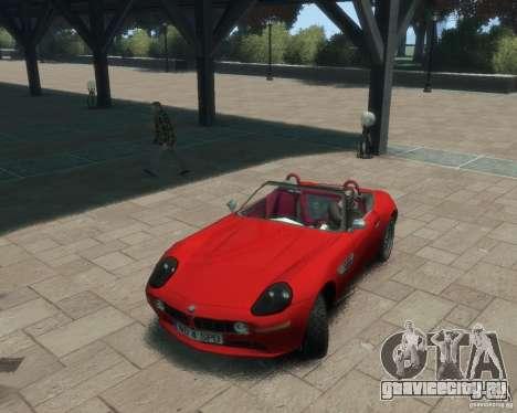 BMW Z8 для GTA 4