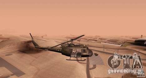 UH-1H для GTA San Andreas вид слева